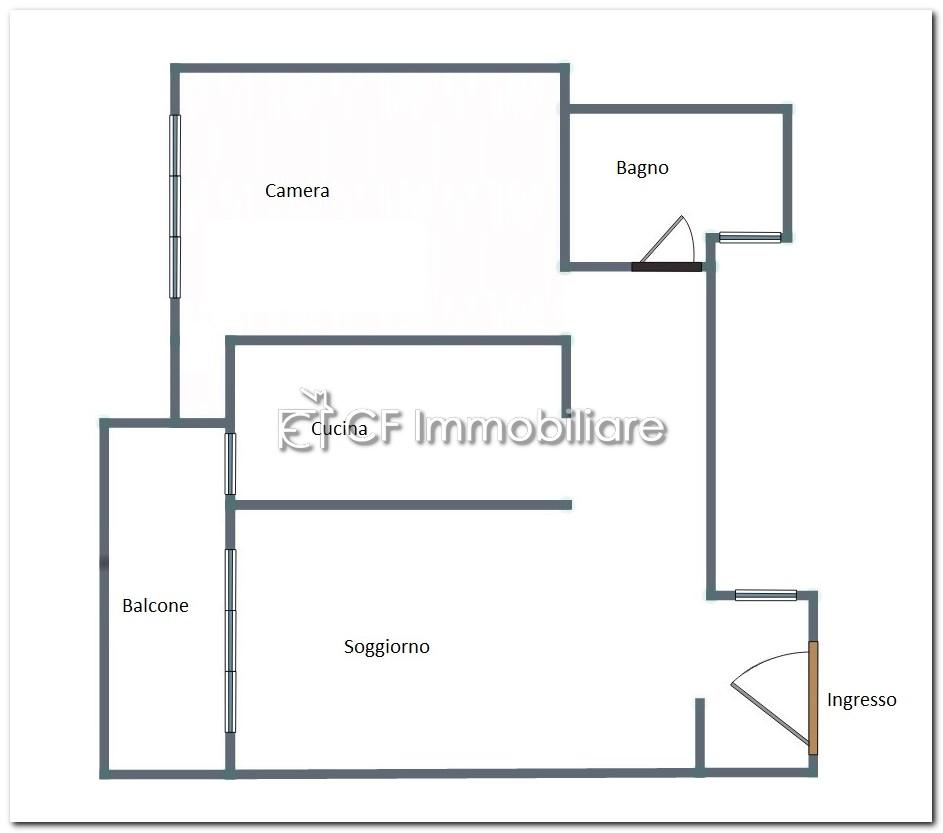 Appartamento luminoso 4 piano ottimo stato ostia centro for Arredo bagno ostia