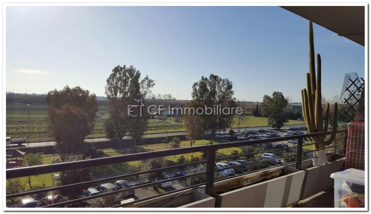 Fiumicino Le Pleiadi Appartamento panoramico piano terzo