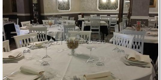 Fiumicino Isola Sacra Cedesi storica attività di ristorazione