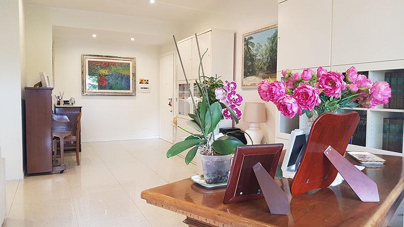 Torrino Sud – Elegante appartamento finemente ristrutturato